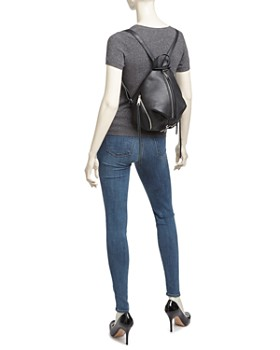 Rebecca Minkoff - Julian Medium Leather Backpack