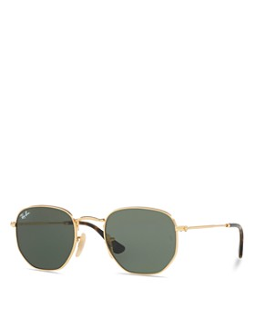 Ray-Ban - Unisex Icons Hexagonal Sunglasses, 54mm