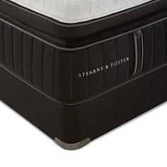 Stearns & Foster - Stearns & Foster Cincinnatian Luxury Cushion Firm Euro Pillow Top Mattress Collection