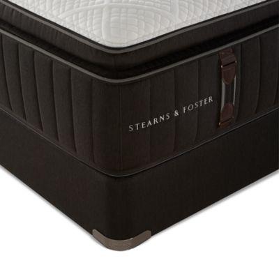 Reserve No. 3 Luxury Firm Euro Pillow Top King Mattress & Box Spring Set