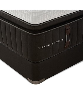 Stearns & Foster - Stearns & Foster Reserve No. 3 Luxury Firm Euro Pillow Top Mattress Collection