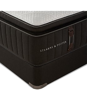 Stearns & Foster - Reserve No. 2 Luxury Plush Euro Pillow Top Mattress Collection