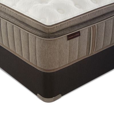 Aronoff Luxury Cushion Firm Euro Pillow Top King Mattress Only - 100% Exclusive