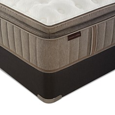 Stearns & Foster - Stearns & Foster Aronoff Luxury Cushion Firm Euro Pillowtop Mattress Collection
