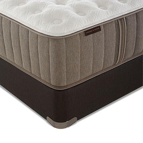 Stearns & Foster - Bridlegate Luxury Ultra Firm Queen Mattress & Box Spring Set