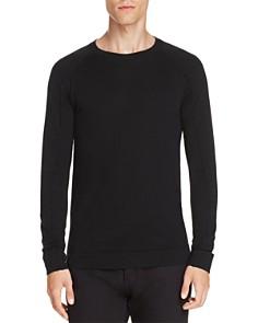 Helmut Lang Merino Wool Crewneck Sweater - Bloomingdale's_0