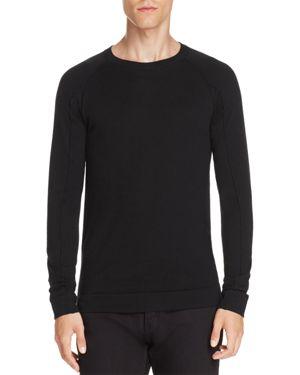 Helmut Lang Merino Wool Crewneck Sweater
