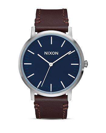 Nixon - Porter Strap Watch, 40mm