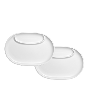 Villeroy & Boch Bbq Passion Fish Plate, Set of 2