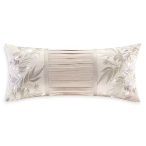 Natori Wisteria Oblong Decorative Pillow, 10 x 22