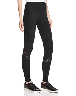 ALALA - Seamless Mesh Trim Leggings