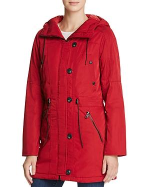 Marc New York Chrissy Luxe Rain Jacket