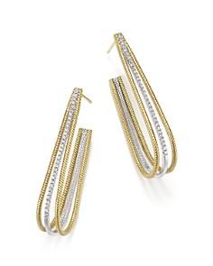 14k Gold Hoop Earrings Bloomingdale S