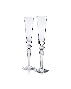 Baccarat - Mille Nuits Flutissimo, Set of 2
