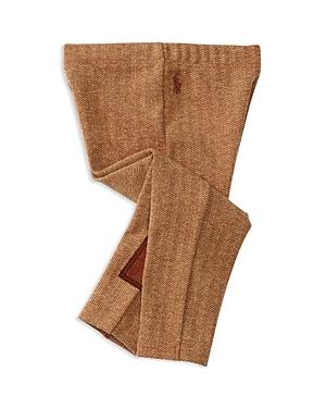Ralph Lauren Childrenswear Infant Girls' Herringbone Leggings - Sizes 6-24 Months