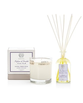 Antica Farmacista - Lavender and Lime Blossom Collection