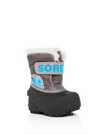 Sorel - Boys' Snow Commander Boots - Baby, Walker