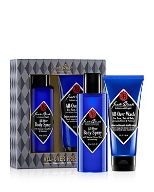 Jack Black All-Over Fresh Set
