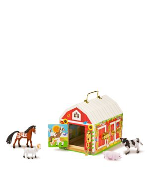Melissa & Doug Latches Barn - Ages 3+