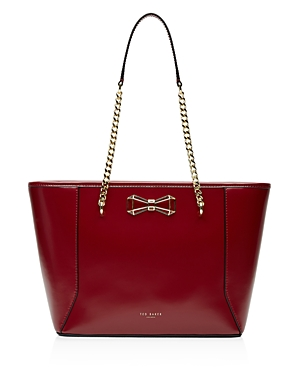 Ted Baker Jalie Geo Bow Tote
