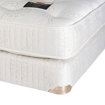 Shifman - Heritage Cushion Firm King Mattress & Box Spring Set - 100% Exclusive