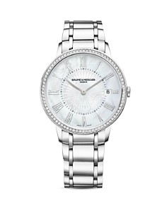 Baume & Mercier Classima Diamond Watch, 36.5mm - Bloomingdale's_0