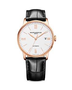 Baume & Mercier Classima Automatic Watch, 39mm - Bloomingdale's_0