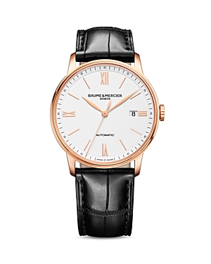 Baume & Mercier Classima Automatic Watch, 39mm