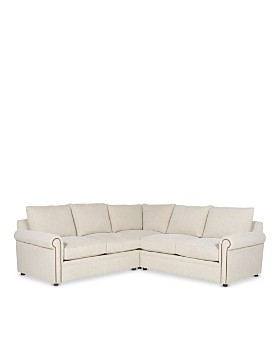 Bloomingdale's - Riley Roll Arm Sectional - 100% Exclusive