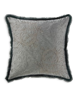 """Waterford - Ansonia Square Decorative Pillow, 16"""" x 16"""""""