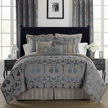 $Waterford Chateau Comforter Sets - Bloomingdale's
