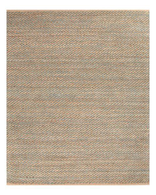 Jaipur - Himalaya Area Rug Collection- Deep Jungle/Almond Buff