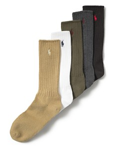 Polo Ralph Lauren Men's Stretch Cotton Socks - Bloomingdale's_0