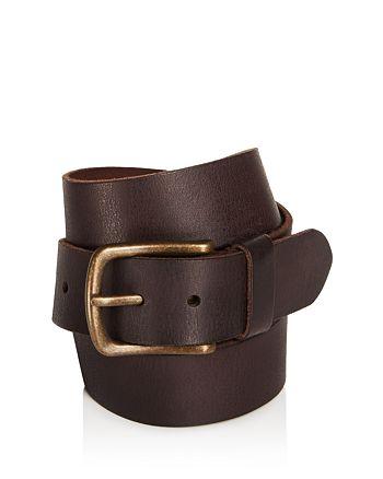 John Varvatos Star USA - Leather Belt - 100% Exclusive