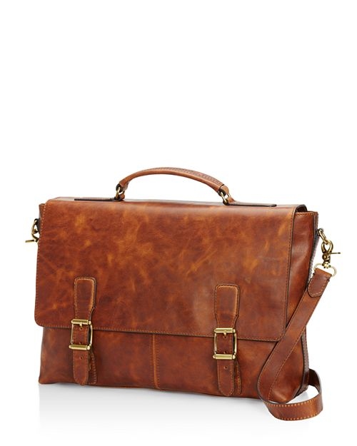 Frye - Logan Top Handle Messenger Bag