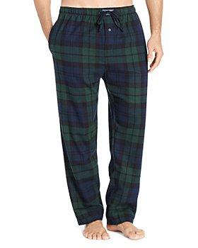 Polo Ralph Lauren - Black Watch Plaid Flannel Pajama Pants
