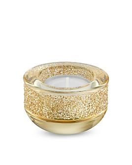 Swarovski - Shimmer Tea Light Holder, Clear