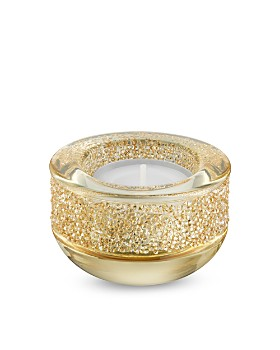 Swarovski - Shimmer Tea Light Holder, Clear