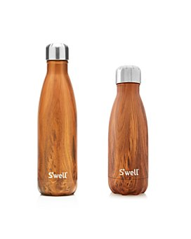 S'well - Teakwood Bottles
