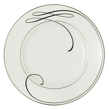 "Waterford - ""Ballet Ribbon"" Bread & Butter Plate"