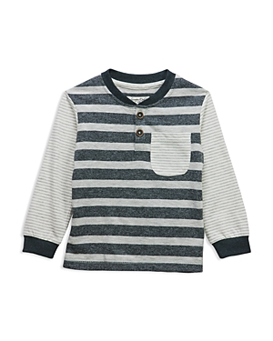 Sovereign Code Infant Boys Henley Tee  Sizes 1224 Months