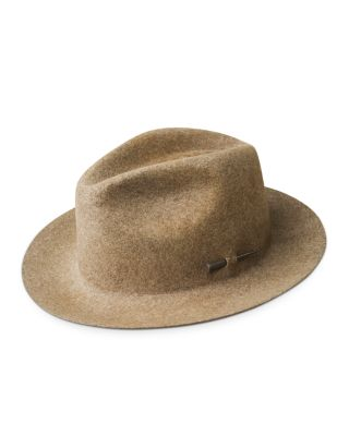 BAILEY OF HOLLYWOOD Bailey Of Hollywood Atmore Fedora in Medium Brown