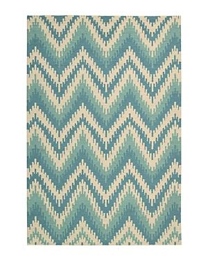 Nourison Barclay Butera Prism Rug - Chevron, 7'9 x 10'10