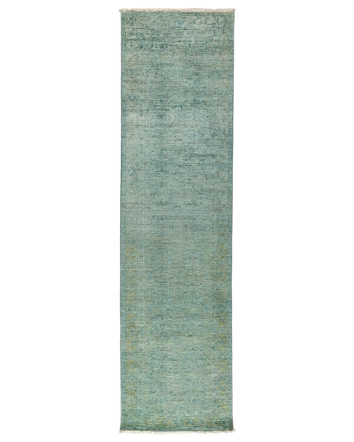 """Solo Rugs - Vibrance Overdyed Area Rug, 2'10"""" x 7'10"""""""