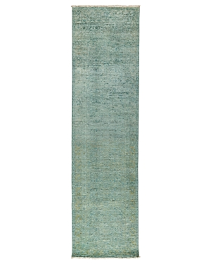 Solo Rugs Vibrance Overdyed Area Rug, 2'10 x 7'10