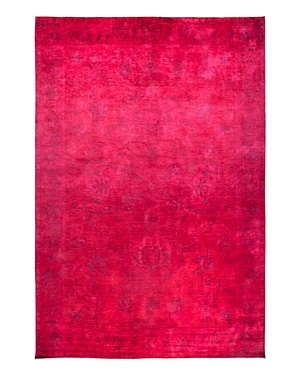 Solo Rugs Vibrance Overdyed Area Rug, 11'10 x 17'10