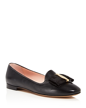 Salvatore Ferragamo Elisabella Bow Loafers