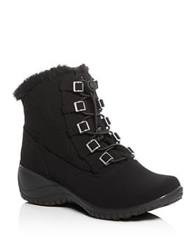 Khombu - Women's Alexa Waterproof Cold Weather Boots