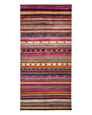 Solo Rugs Tribal Oriental Area Rug, 4'2 x 8'1