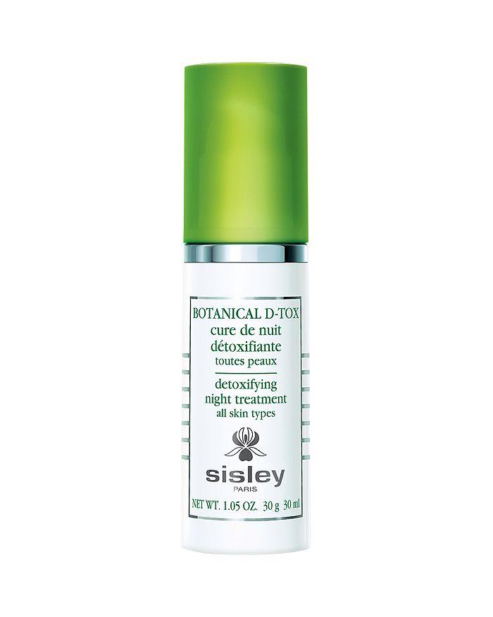 Sisley-Paris - Botanical D-Tox Detoxifying Night Treatment